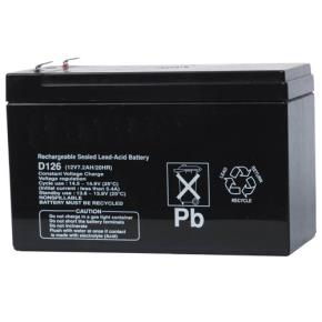 D126 Standby Battery (12 V, 7 Ah)