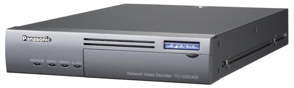 WJ-GXD400 standard